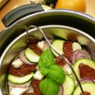 Meditteraenean Vegetable with Feta